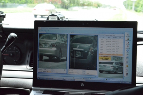 License Plate Recognition and Traffic Monitoring System